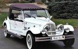 Ekskluzywne samochody do ślubu Zabytkowe auta na ślub Kabriolet RETRO Lublin
