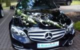 Najnowszy Mercedes klasy E !!! Czarny Cz�stochowa