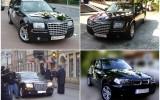 CHRYSLER 300C BMW X3 SWIETOKRZYSKIE MAŁOPOLSKIE Kraków