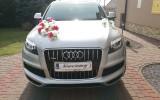 Audi Q7 S-LINE do Ślubu oraz innych uroczystości Tarnów