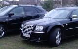 CHRYSLER 300C / LEXUS RX 400H Pabianice