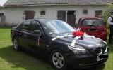 Samoch�d weselny BMW E60 FL Lubart�w