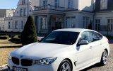 Białe BMW Gran Turismo  M-PAKIET Toruń