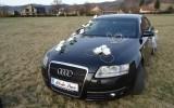 Piękne Audi A6 CZARNA PERŁA! Kłodzko i okolice