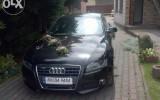 Samochód do ślubu Iłża Lipsko Ostrowiec Radom AUDI A5 Rzeczniów