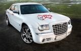 Chrysler 300c do �lubu/Wesela Bia�a Per�a RYBNIK