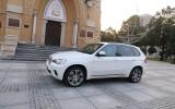 Bia�e BMW X5M - �lub, Transfer VIP ��D�