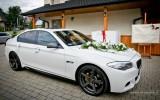 BIA�E BMW F10 MA�OPOLSKA KRAK�W