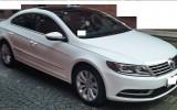 VW CC bia�y do �lubu auto samoch�d Piekary �l�skie
