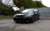 BMW E60 Biskupiec