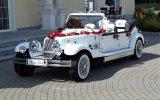 Samochód do ślubu mazowieckie, wynajem auta do ślubu Garwolin