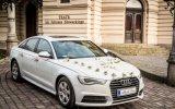 Audi A6 Nowy auto do ślubu! Promocja od390 Kraków