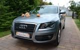 Audi Q5 zawioz� do �lubu slub wesele Warszawa