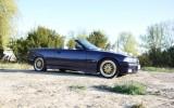 BMW E36 Cabrio Wynajem na Ślub Wesele Wie300Jazda Gliwice