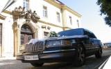 Lincoln TownCar - ostatni Kr��ownik Legnica