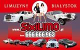 Auto do Ślubu za 20% Ceny + FOTODOMEK Białystok