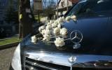 Limuzyna Mercedes klasy S W221 do Ślubu Wesela Imprezy Kraków