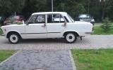 Fiat 125p Kr�l polskich szos. Mi�dzyrzecz