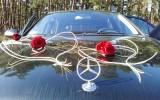 Samochód do Ślubu Mercedes S 400 LONG Otwock