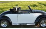 Garbus Cabrio do �lubu 1959r Stylowy, retro, jedyny taki w Polsce ! Opole