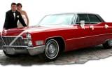 Zabytkowy Cadillac Deville (1968) do �lubu Tczew