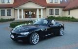 Luxusowe Cabrio BMW Z4. PROMOCJA Opel INSIGNIA �wiadkom GRATIS Bia�ystok