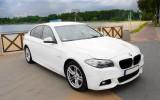 WYNAJEM BMW 520d F10 M Pakiet Katowice