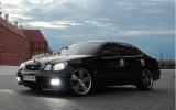 Lexus GS300 styl VIP - Warszawa Konstancin-Jeziorna