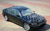 Ekskluzywna limuzyna auto do ślubu BMW 7 E65 - ŚLUB, WESELE, TAXI Białystok