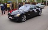 BMW 750i F01 V8 408KM DO ŚLUBU Białystok Białystok
