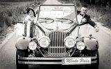 Samochód do ślubu Wynajem aut zabytkowych Kabriolet Nestor Baron Biała Podlaska
