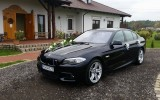 Pi�kne BMW F10 do �lubu Pozna� Pozna�