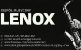 Zesp� muzyczny LENOX Skalbmierz