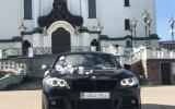 BMW 5 F10 M-pak do Ślubu Białystok