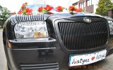 Bentley-Chrysler-Bestia dla BOSSA Szczecin