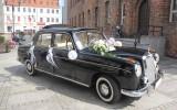 Mercedes 220S lub W110 Ko�uch�w