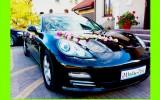 Warszawa Porsche Panamera auto do �lubu samoch�d na wesele Warszawa