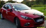 NOWO��! Przepi�kna czerwona Mazda 3 - Katowice - �l�skie katowice