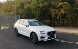 Samochód Volvo XC60 najnowszy rocznik do ślubu Poznań