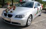 BMW 530 Limuzyna na 2016 rok 350 zł !!! CZĘSTOCHOWA-KATOWICE Częstochowa