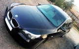 uto do �lubu BMW serii 5 e60. Czarne Ostr�da
