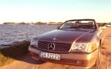 Kabrioletem do �lubu, Mercedes SL 500 Tr�jmiasto