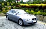 Elegancka Limuzyna BMW E60 5 Alternatyw! JasnaSk�ra! PROMOCJA -20%! Krak�w