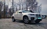 BMW X6 Auto do Ślubu Piękne Niezapomniana Biała Częstochowa