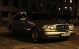 Mercedes S500 w140  Sławoszyno