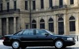 Retro Limuzyna Audi A8 Warszawa