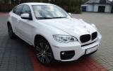 Luksusowe Bia�e BMW X6 Do �lubu  Warszawa