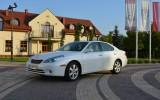 Samochód do ślubu - Lexus ES330 Poznań