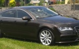 AUDI A7 EXCLUSIVE DO �LUBU �WI�TNIKI G�RNE