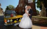 Pięknym Polskim Fiatem do ślubu Radom